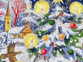 Christmas Tree - Liberty Puzzles - 3