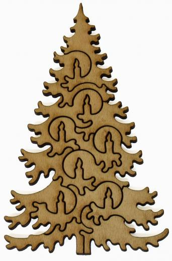 Christmas Tree - Liberty Puzzles - 15