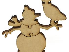 Christmas Tree - Liberty Puzzles - 7