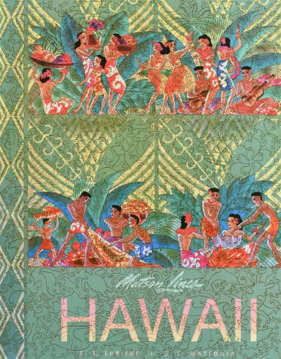 Matson Lines Hawaii - Liberty Puzzles - 10