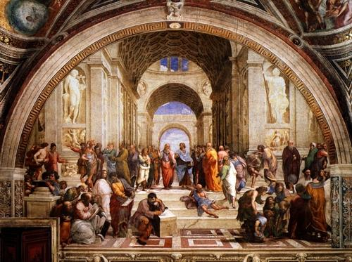 The School of Athens - Liberty Puzzles - 6
