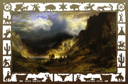 The Rocky Mountains - Liberty Puzzles - 2
