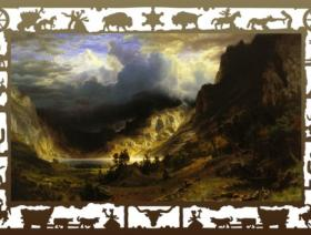 The Rocky Mountains - Liberty Puzzles - 1