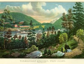 U.S. Military Academy, West Point - Liberty Puzzles - 1