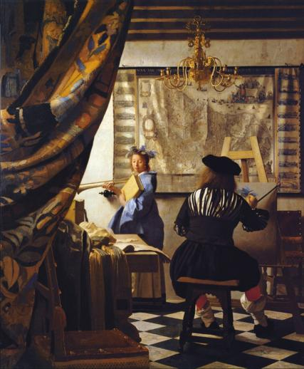 Allegory of Painting - Liberty Puzzles - 7