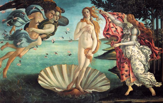 Birth of Venus - Liberty Puzzles - 6