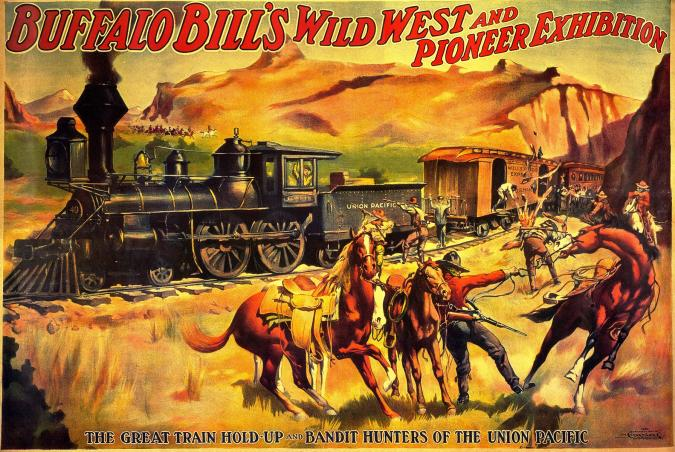 Buffalo Bill: The Great Train Holdup - Liberty Puzzles - 6
