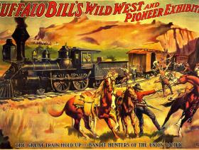 Buffalo Bill: The Great Train Holdup - Liberty Puzzles - 1