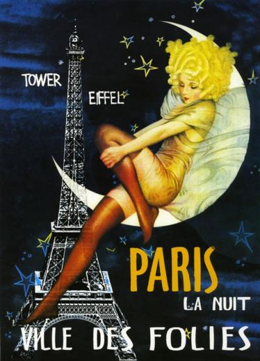 Paris la Nuit - Liberty Puzzles - 6