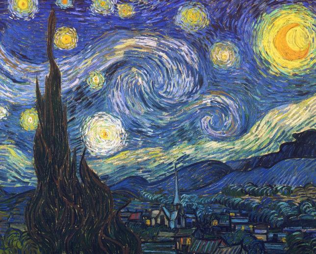 Starry Night - Liberty Puzzles - 6
