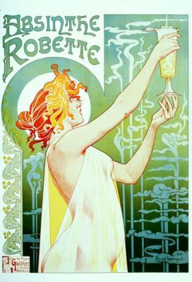 Absinthe Robette - Liberty Puzzles - 2