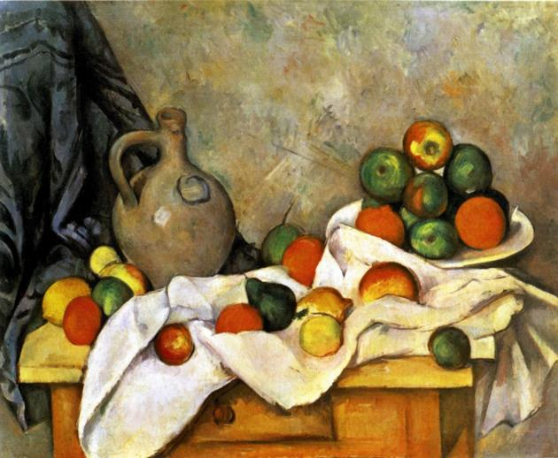 Still Life with Curtain, Jug, and Compotier - Liberty Puzzles - 6