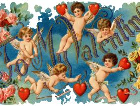 To My Valentine - Liberty Puzzles - 1