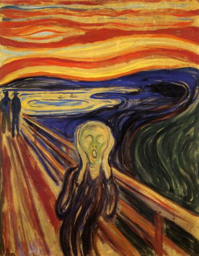 The Scream - Liberty Puzzles - 6