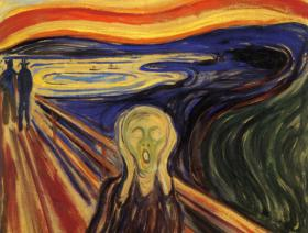 The Scream - Liberty Puzzles - 1