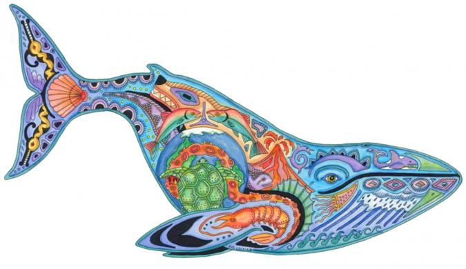 Blue Whale - Liberty Puzzles - 6