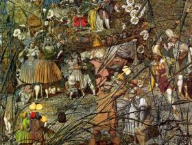 The Fairy Feller's Master-Stroke - Liberty Puzzles - 1