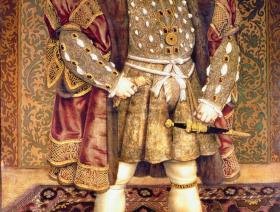 Portrait of Henry VIII - Liberty Puzzles - 1