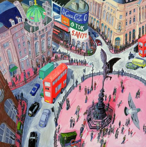 Piccadilly Circus - Liberty Puzzles - 6