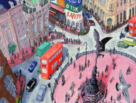 Piccadilly Circus - Liberty Puzzles - 1