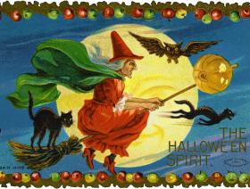Halloween Spirit - Wooden Jigsaw Puzzle - Liberty Puzzles - Made ...