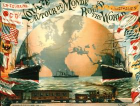 Voyage Round the World - Liberty Puzzles - 1