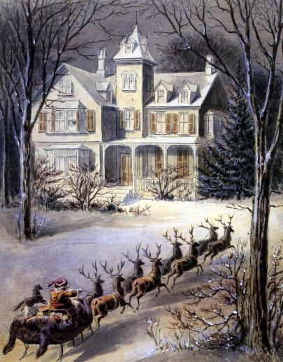 Snowy Sleigh Ride - Liberty Puzzles - 6