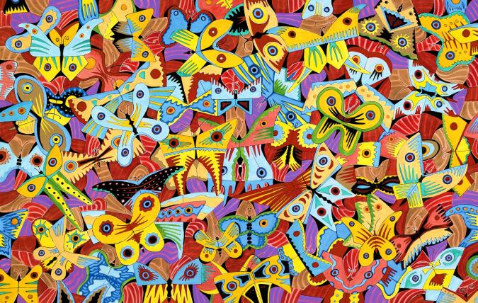 Butterflies - Liberty Puzzles - 6