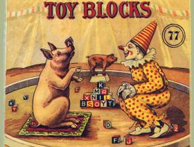 Embossing Company's Toy Blocks - Liberty Puzzles - 1
