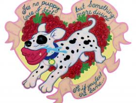 Puppy Love - Liberty Puzzles - 1