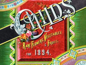 Child's Seed Catalog - Liberty Puzzles - 1