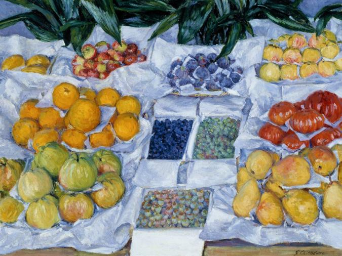 Fruit Displayed on a Stand - Liberty Puzzles - 6