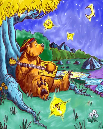 Barry the Bear - Liberty Puzzles - 6