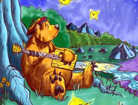 Barry the Bear - Liberty Puzzles - 1