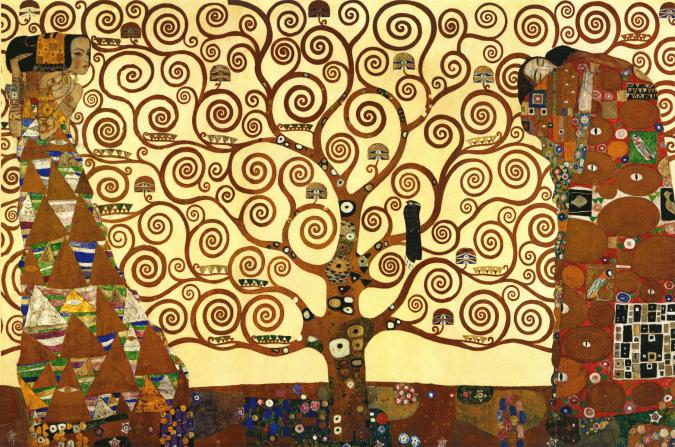 Klimt Tree of Life - Liberty Puzzles - 6