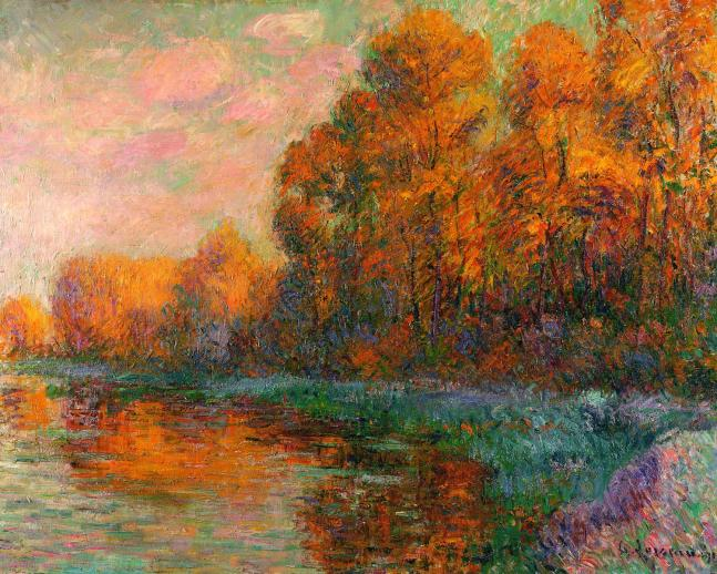 A River in Autumn - Liberty Puzzles - 6