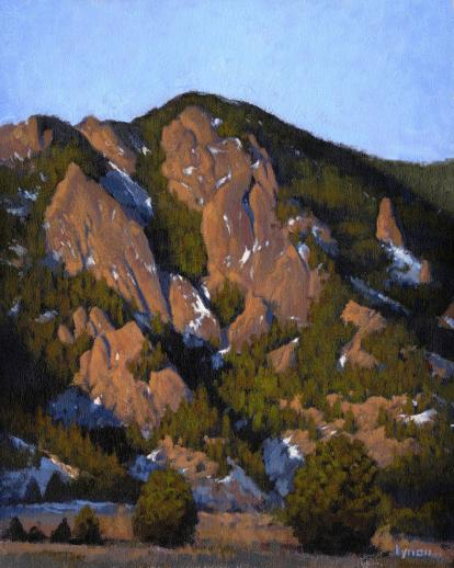 Flatiron Sunrise at the Tangen Tunnel - Liberty Puzzles - 6