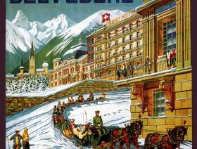 Grand Hotel Belvedere - Liberty Puzzles - 1