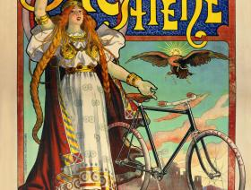 Acatene Bicycles - Liberty Puzzles - 1