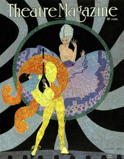 Theatre Magazine, January 1922 - Liberty Puzzles - 10