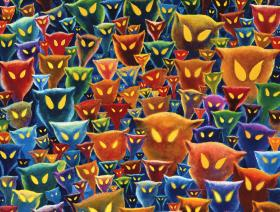 A Plethora of Cats - Liberty Puzzles - 1
