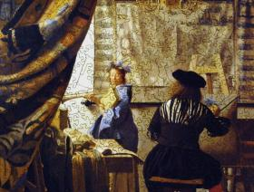 Allegory of Painting - Liberty Puzzles - 2