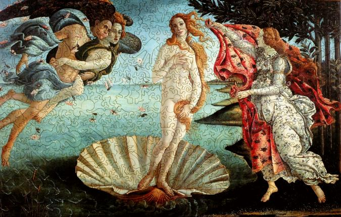 Birth of Venus - Liberty Puzzles - 7