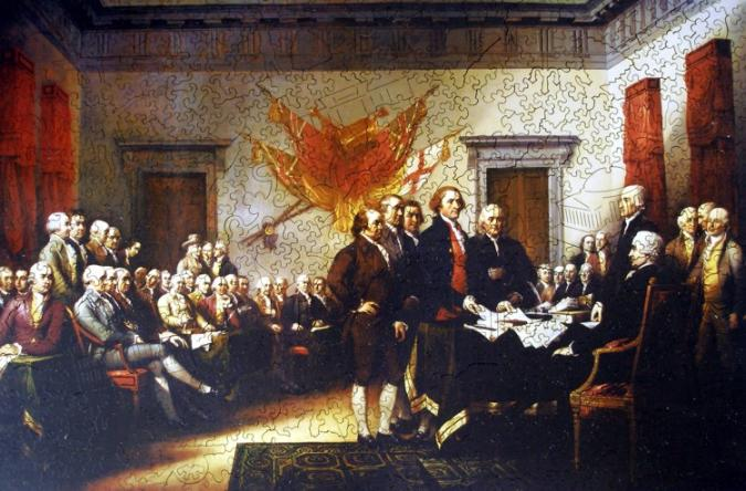 Declaration of Independence - Liberty Puzzles - 7