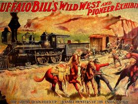 Buffalo Bill: The Great Train Holdup - Liberty Puzzles - 2