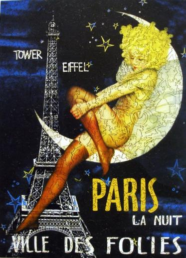 Paris la Nuit - Liberty Puzzles - 7