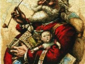 Merry Old Santa Claus - Liberty Puzzles - 2