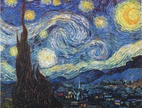 Starry Night - Liberty Puzzles - 2