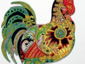 Rooster - Liberty Puzzles - 2