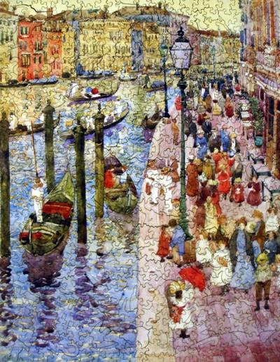 The Grand Canal - Liberty Puzzles - 7